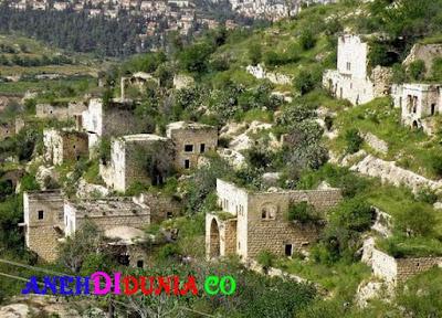 Desa Hantu Bernama Lifta Di Tepi Yerusalem