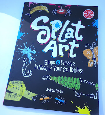 art books for kids, paint books for kids