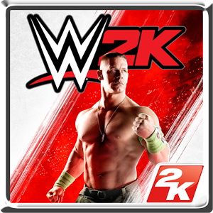 WWE 2K Android APK + Obb Data