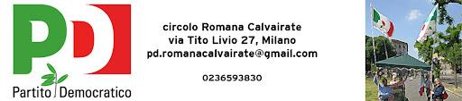 Circolo Partito Democratico Romana Calvairate - Milano
