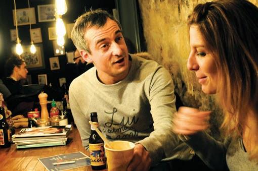 Spok Montorgueil sebastien thoen action discrete canal plus presentateur humour humoriste paris