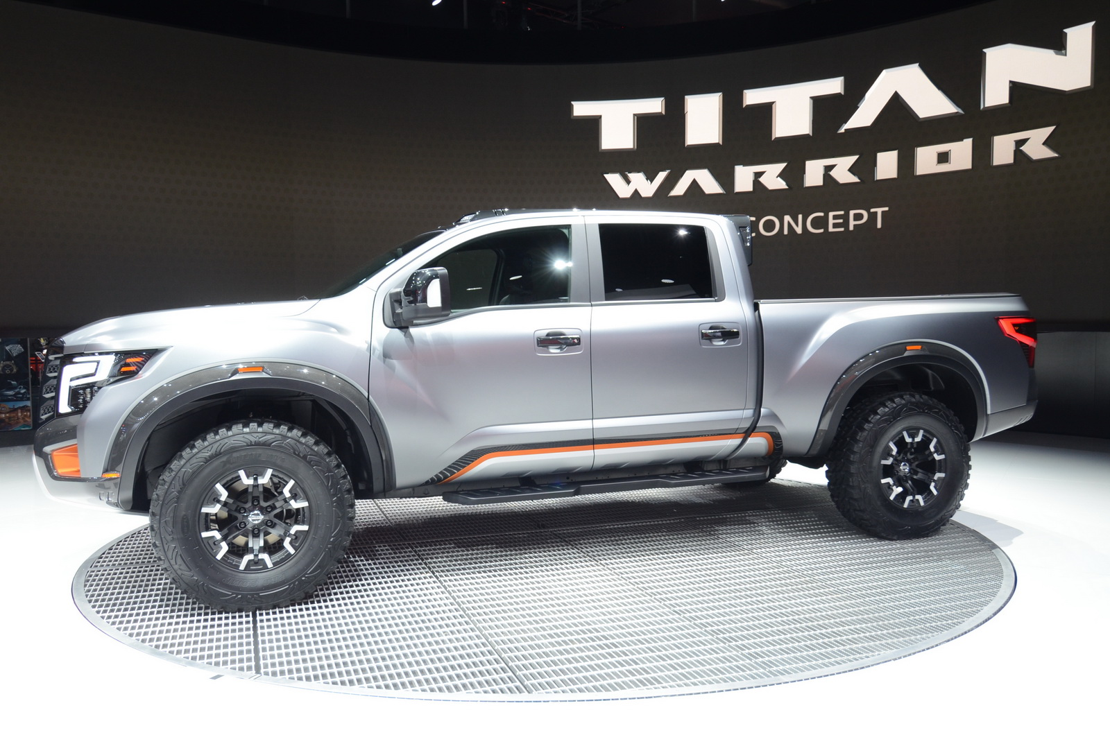 Nissan 5.0 Cummins >> Nissan's Titan Warrior Concept Is Proof We Need More Baja-Inspired Trucks | Carscoops