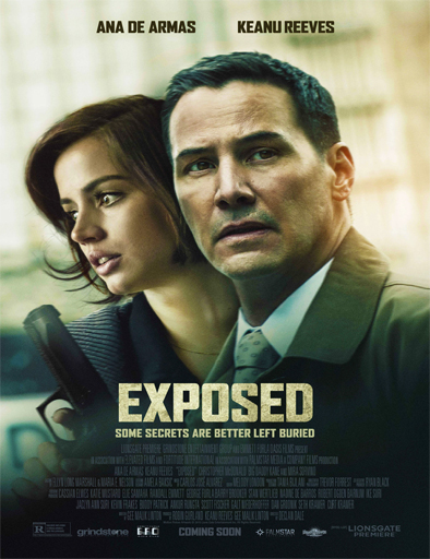 Ver Exposed (La hija de Dios) (2016) Online