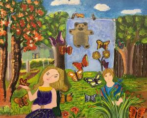 Artist Miriam D.