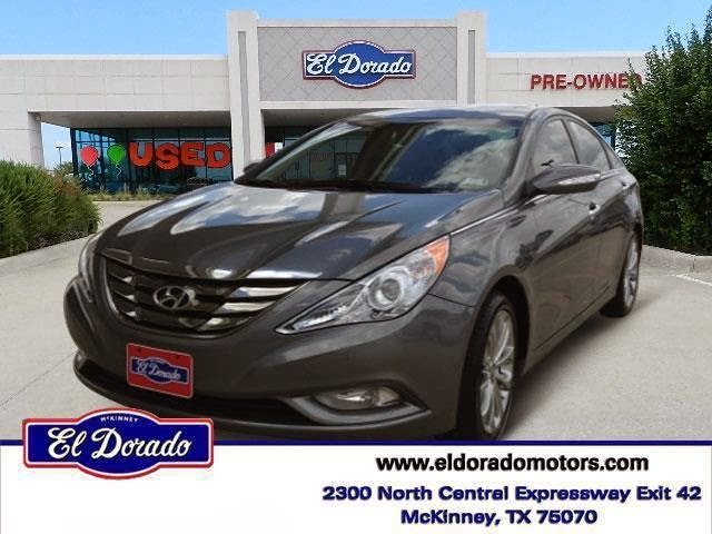 El Dorado Chevrolet Has This Gorgeous, Gently Used, 2013 Hyundai Sonata For  Sale! This Vehicle Is A Limited Edition Model With Only One Previous Owner.