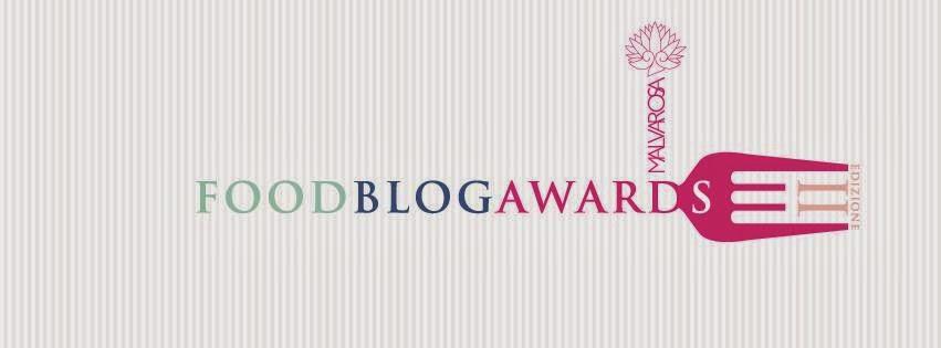 Sono tra i semifinalisti dell'edizione 2014 per la categoria Cooking Blog