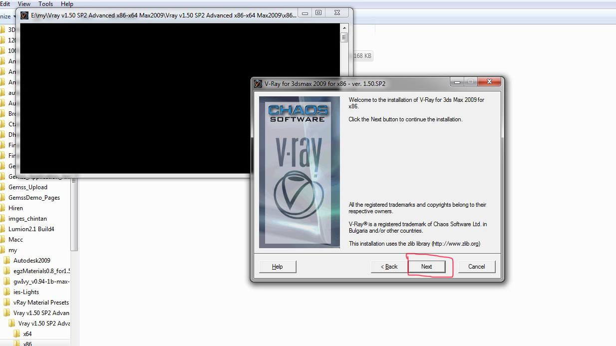 Old now, Operating system is WINDOWS XP PRO Vray For 3ds Max 2011 32 Bi