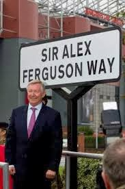 "Great Manchester Names Street In Honour Of Former Manchester United Boss Sir Alex Ferguson, Also Awarded "" Freedom Of Trafford"