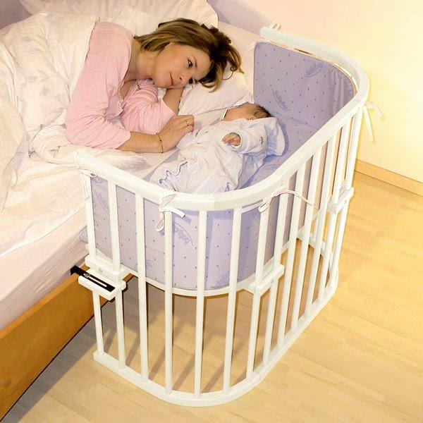 Di rio de uma tentante ber o para dormir com o beb - Culla da attaccare al letto ...