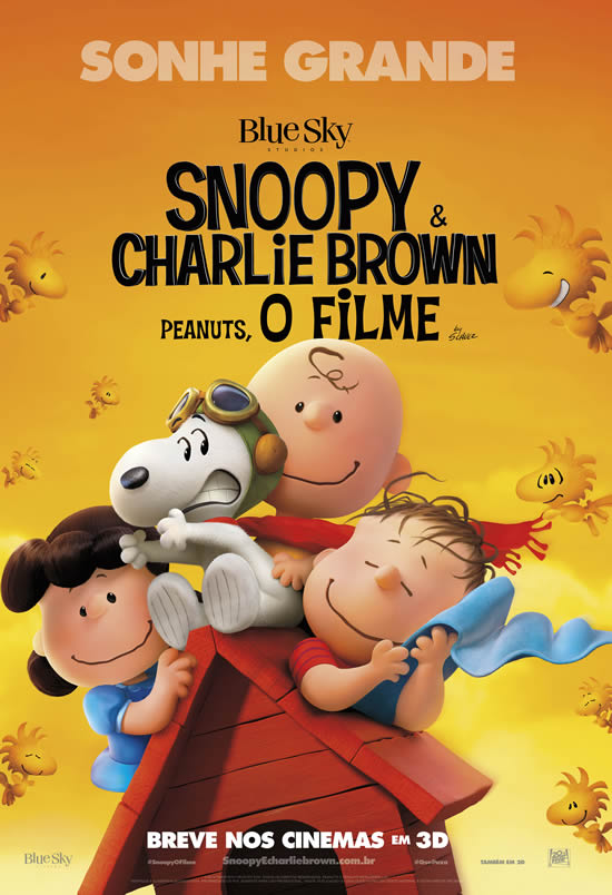 Download - Snoopy e Charlie Brown - Peanuts, O Filme (2015)