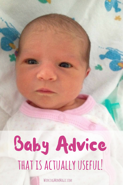 The best baby advice out there!