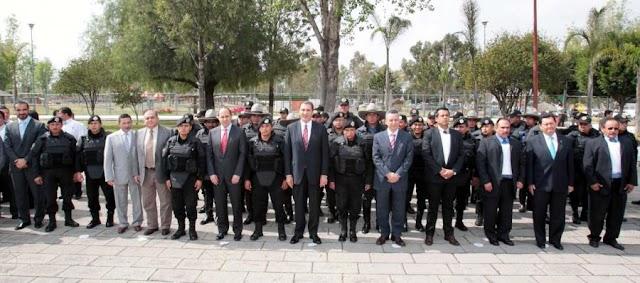 Gobernador resalta logros en Seguridad y Justicia