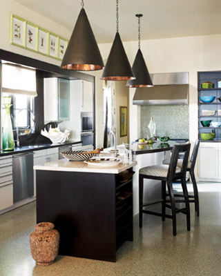 Cabinets for Kitchen: Black Kitchen Cabinets - With Different Ideas