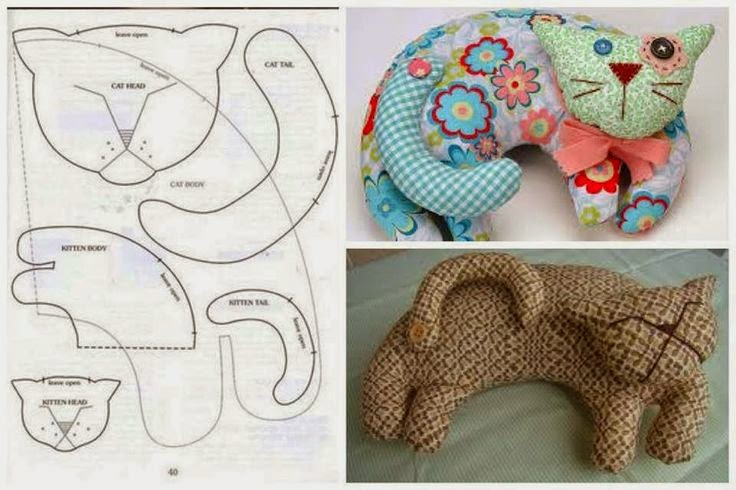 Fermaporta e pupazzi di stoffa fai da te tutorial e - Fermaporta di stoffa ...