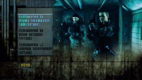 bonus du dvd contagion