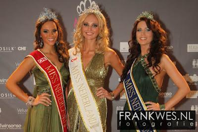 Miss Nederland 2011 WINNER