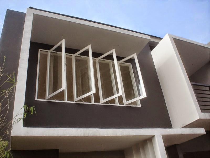 Desain Jendela Rumah Minimalis Terbaru