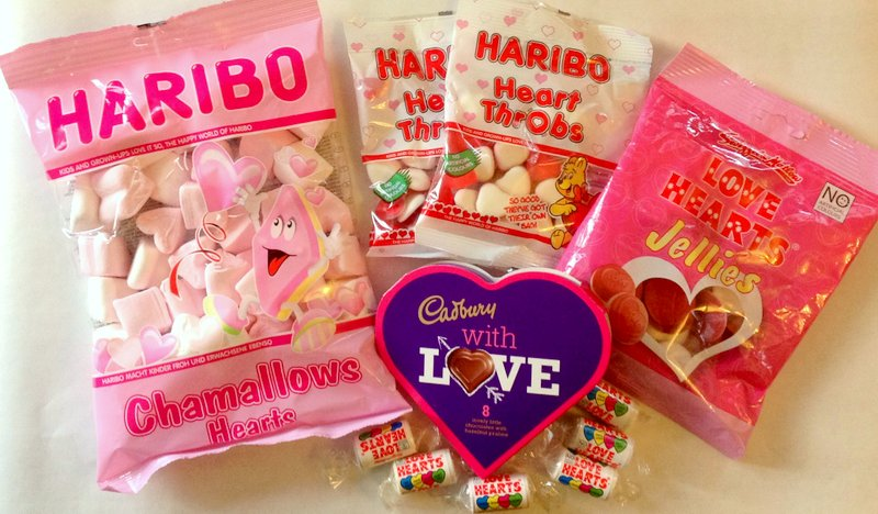 valentines day sweets competition - Valentines Day Sweets
