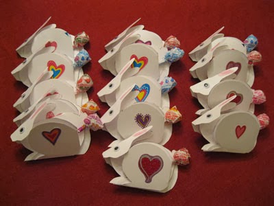 Top 10 Homemade Valentine Cards For Kids – Homemade Kids Valentine Cards