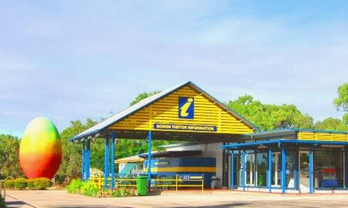 Nando's 'steals' Queensland's Big Mango tourist attraction in PR stunt