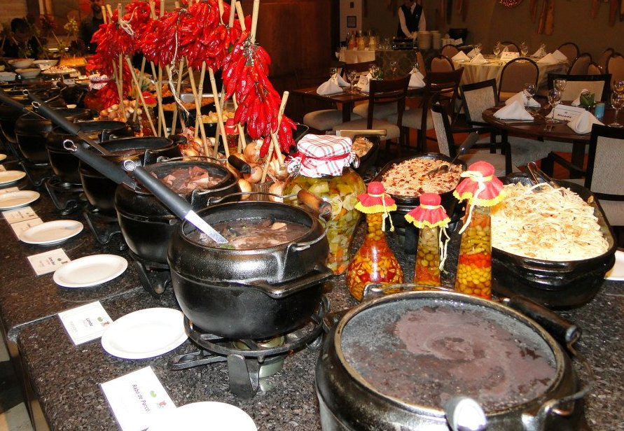 Feijoada solid ria no four points by sheraton - Chef gourmet 4000 ...