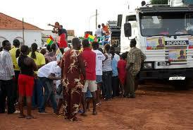 Guiné-Bissau: CAMPANHA ELEITORAL TERMINA HOJE