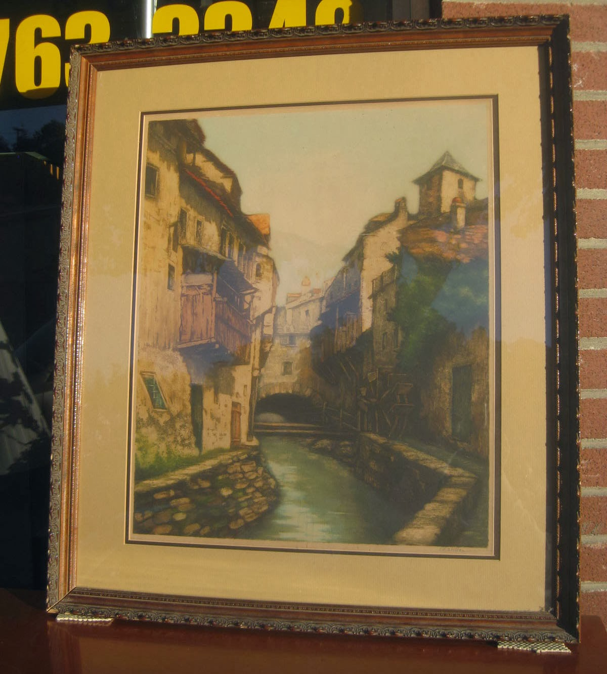 Uhuru Furniture Collectibles Sold Great Picture Frame