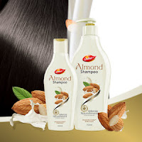 Free Dabur Almond Shampoo Sample