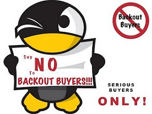 Say No To Backout Buyers !!