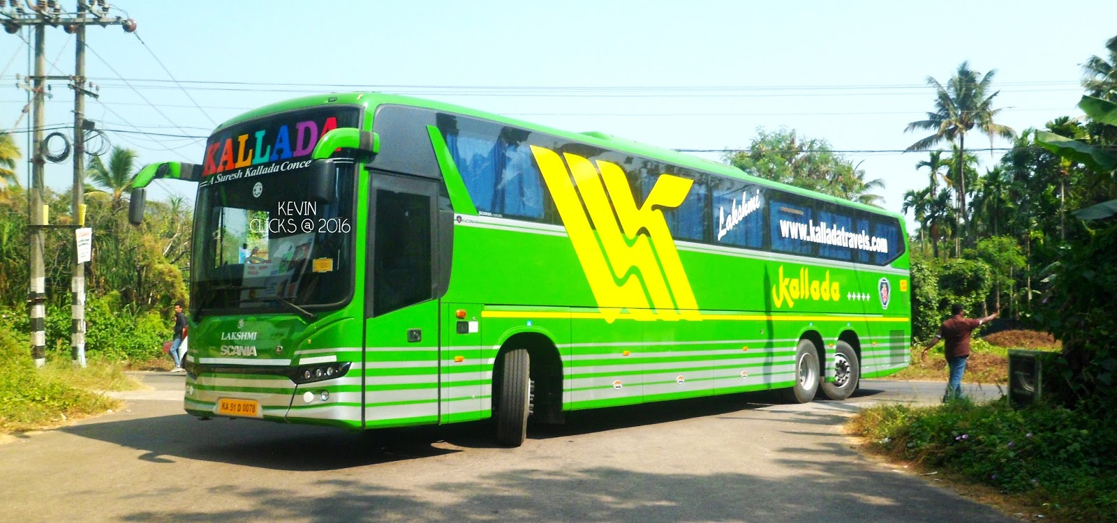 Today Services  Welcome to Kallada Travels