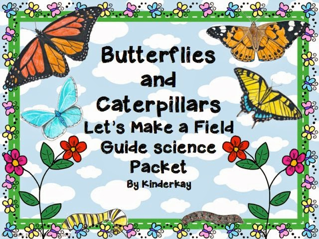 http://www.teacherspayteachers.com/Product/Butterflies-and-Caterpillars-Lets-Make-a-Book-Science-Packet-233543