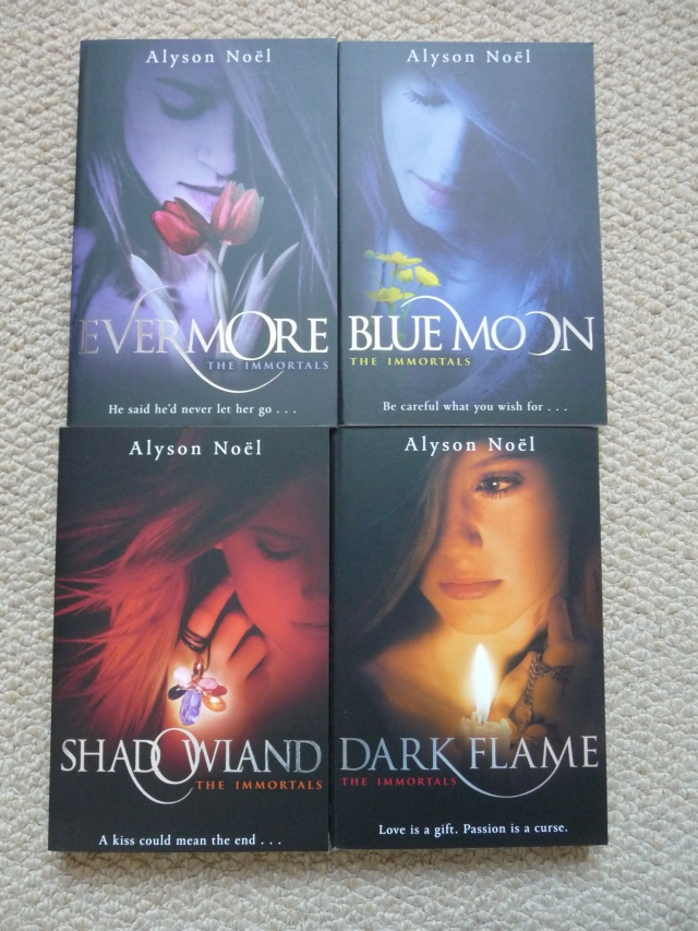 summary of evermore by alyson noel Find great deals on ebay for evermore by alyson noel and evermore alyson shop with confidence.