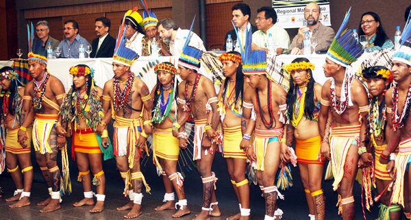 Governo brasileiro diz que solução de problemas indígenas em Mato Grosso do Sul...