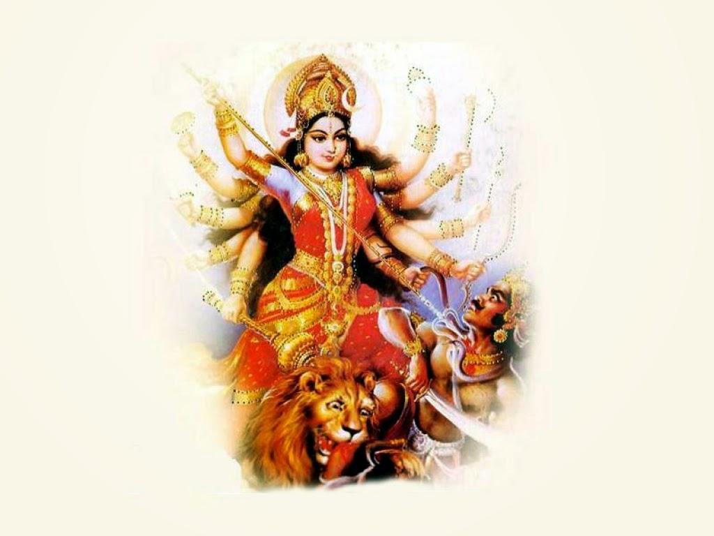God Wallpaper Durga Wallpaper