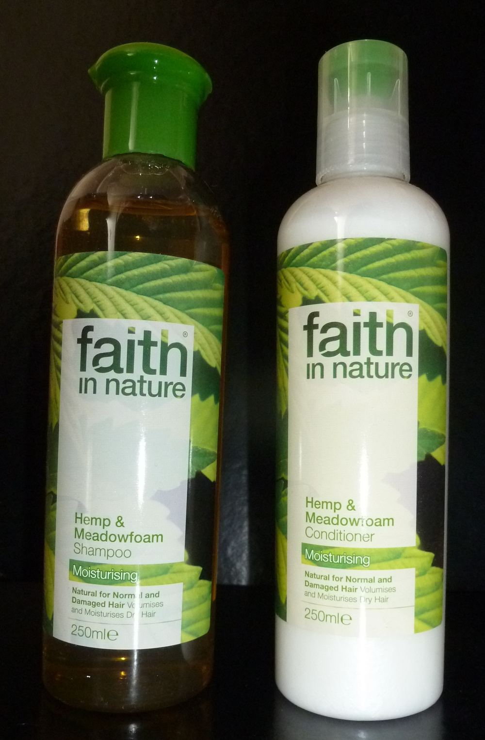 shampooing apres shampoing faith in nature vegan mania