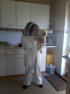 Bee keeper headt to toe suit!