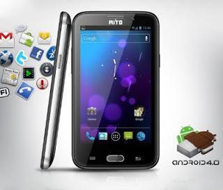 Harga HP Mito Terbaru Maret 2013