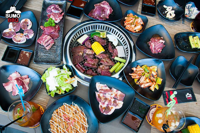Chuỗi nhà hàng Hàn Quốc buffer Sumo BBQ