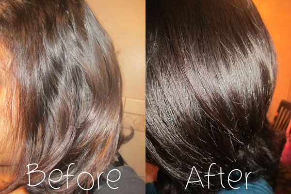 Garnier Olia Before Olia Color And After Of Garnier Hair