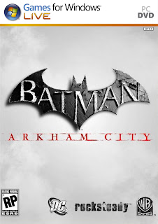 Download Batman Arkham City   PC pc lancamentos ano 2011