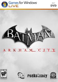 Download Batman Arkham City   PC pc lancamentos ano 2011