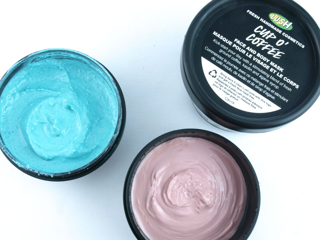 Dont look at me lush face mask review - Lush Is All About Freshness And There Is Nothing Fresher Than The Brand S Fresh Face Masks For Fall 2015 Lush Is Adding Three New Totally Buzzworthy Fresh