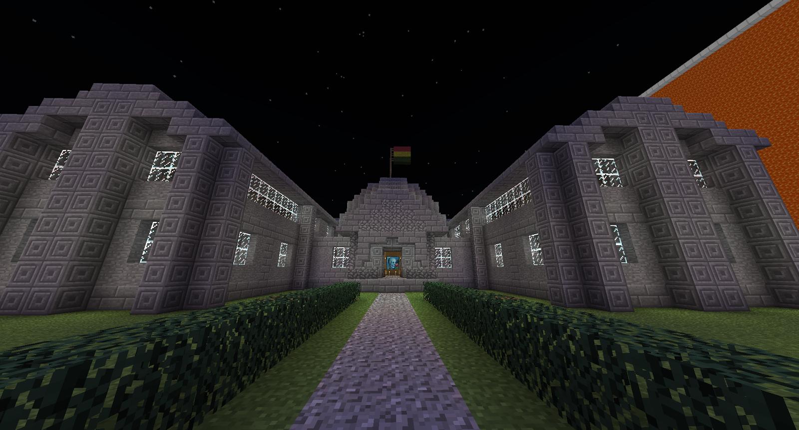 The parliament es mi ejemplo mas claro de arquitectura clásica en minecraft me llevo poco tiempo planificar el edificio a mano aunque a la hora de la