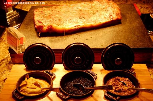 CASUAL BUFFET DINNER AT FOUR SEASONS HOTEL MACAU
