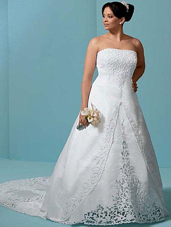 Vestidos de novia talla extra: noviembre 2012