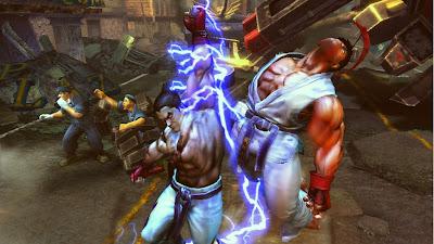 Street Fighter X Tekken Screenshots