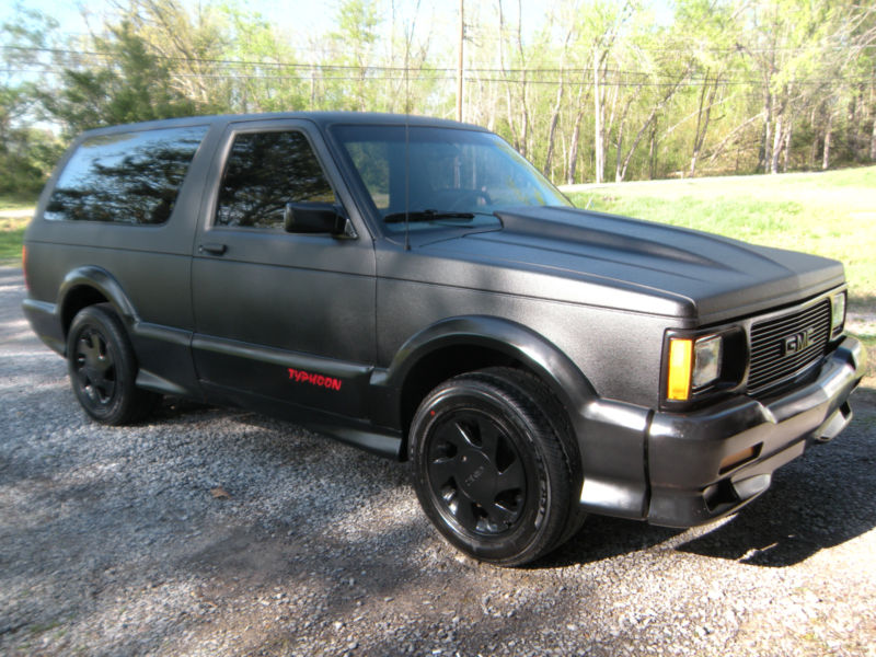 Daily Turismo 25 Of 50 Megan 1993 Gmc Typhoon