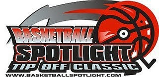 Basketball Spotlight Tip Off Classic Registration