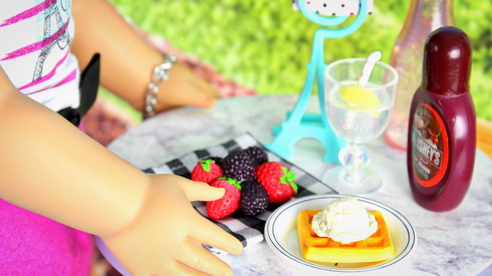 My froggy stuff how to make doll waffles plus free prinables how to make doll waffles plus free prinables ccuart Choice Image