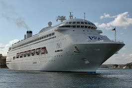 Cruise Ship of the Month